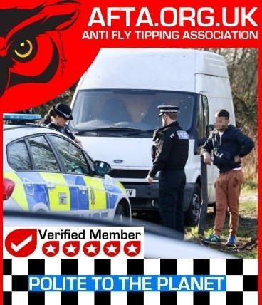 The Anti Fly Tipping Association