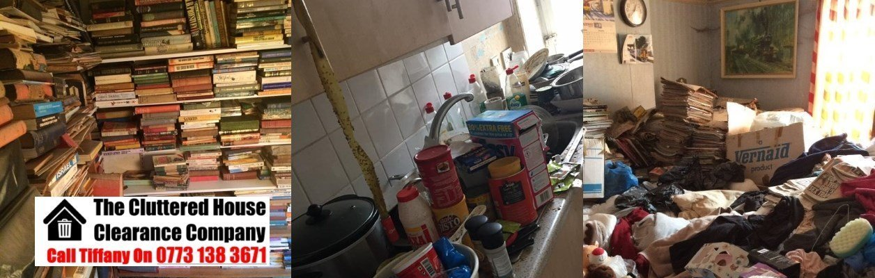 Hoarder House Clearance Tyneside