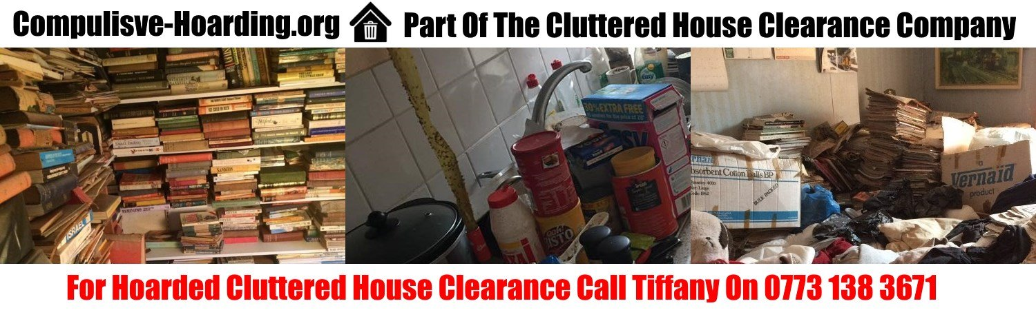 UK Hoarders Cleaning Decluttering Service