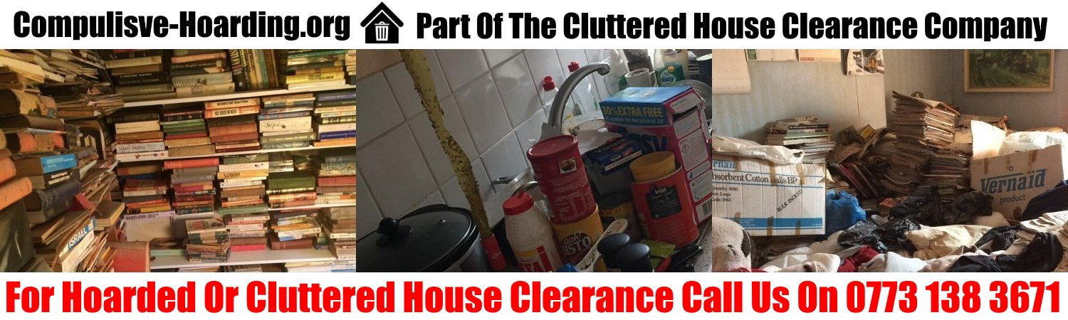 UK Compulsive Hoarding House Clearance Specialists